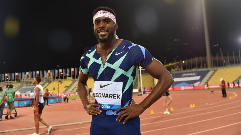 Tokio 2020: Andre De Grasse mistrzem na 200 metrów. Kenneth Bednarek ze srebrem
