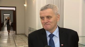 Mazurek: senator Kogut zawieszony w prawach członka partii