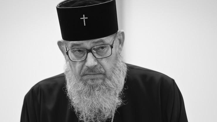 Zmarł arcybiskup Jeremiasz, autorytet prawosławia, były przewodniczący Polskiej Rady Ekumenicznej