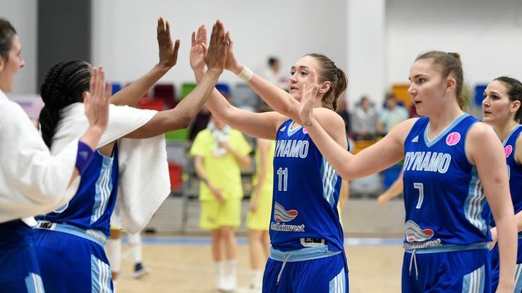 Euroliga: Dynamo Kursk pierwszym finalistą