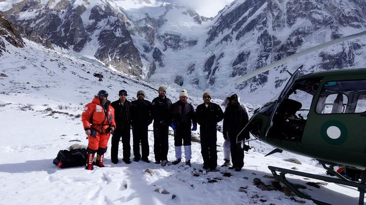 Świetne wieści o wyprawie na K2. Urubko i Kaczkan w górze