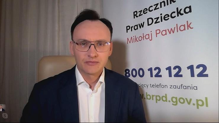 RPD: jeżeli w Polsce byłaby dozwolona aborcja na życzenie, to zrzeknę się funkcji