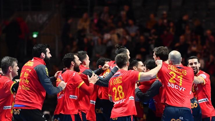 EHF Euro 2020: Hiszpania rywalem Chorwacji w finale
