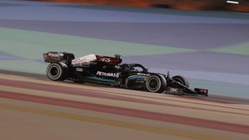 GP Bahrajnu: Hamilton najszybszy! Verstappen nie znalazł sposobu na mistrza