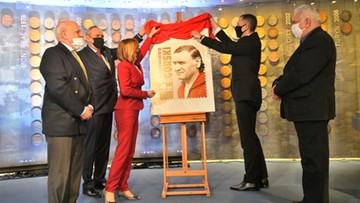 Poczta Polska wprowadziła do obiegu znaczek upamiętniający Kazimierza Górskiego