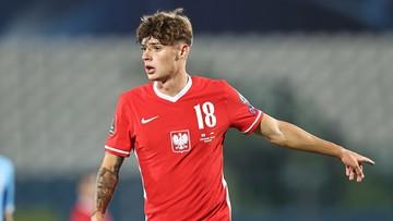 Zalewski po debiucie w reprezentacji Polski: Wszyscy dobrze mnie przyjęli