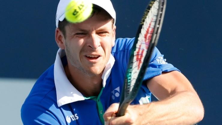 Ranking ATP: Hubert Hurkacz awansował na 18. miejsce, Nadal wciąż trzeci