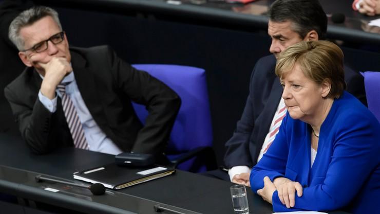 """Niemiecki szef MSW uważa """"małżeństwo dla wszystkich"""" za sprzeczne z konstytucją"""