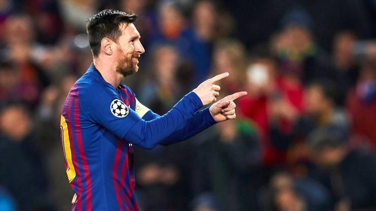 Liga Mistrzów: 108 goli Messiego