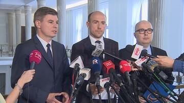 """Grabiec: zmiana Kodeksu karnego okazała się realizacją programu """"Pedofilia Plus"""""""