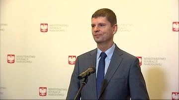 Piontkowski: wszyscy absolwenci podstawówek i gimnazjów znajdą miejsce w szkołach średnich
