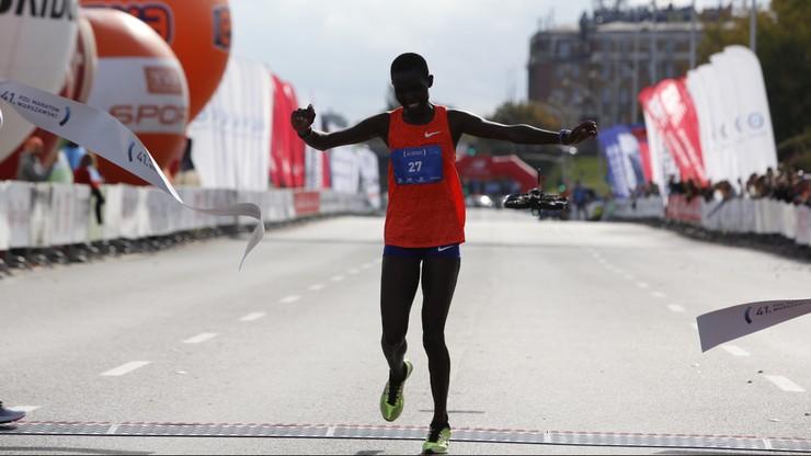 Kenijka pobiła rekord PZU Maratonu Warszawskiego i wygrała Fiata
