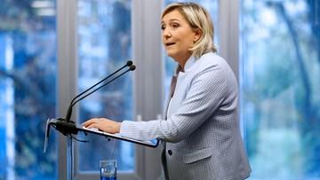 """""""Financial Times"""": Francja powinna wyciągnąć wnioski z wygranej Trumpa. Większe szanse Marine Le Pen"""