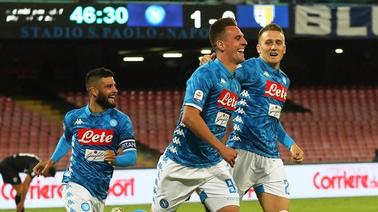 Liga Mistrzów: SSC Napoli - Liverpool FC. Transmisja meczu w Polsacie Sport Premium 1