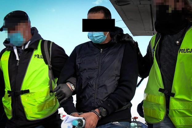 Szef gangu złapany w Holandii