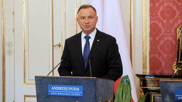 Andrzej Duda nie spotka się z Angelą Merkel. Podano powód
