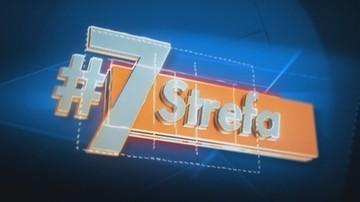 Magazyn #7strefa. Transmisja w Polsacie Sport i na Polsatsport.pl
