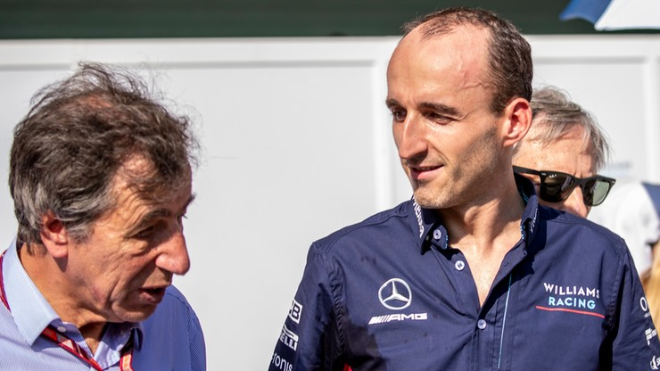Kubica zabrał miejsce Francuzowi, a mimo to Francja go kocha