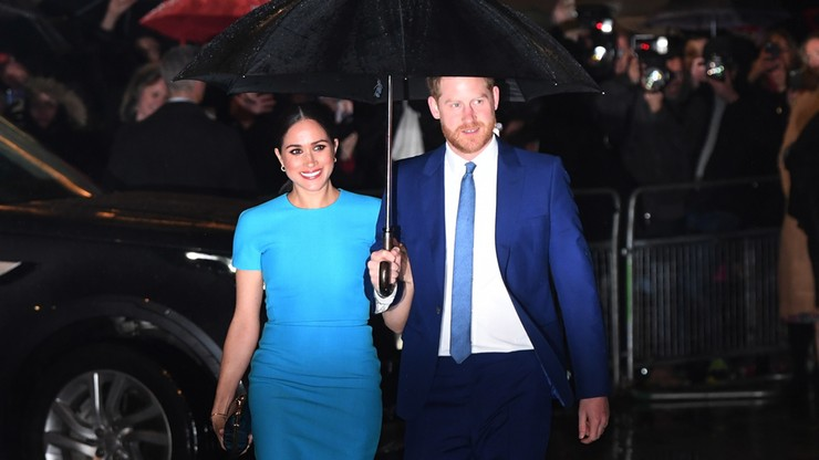 Harry i Meghan zwrócili 2,4 mln funtów wydane na remont ich posiadłości