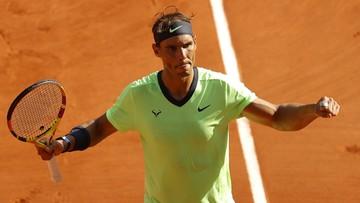 Roland Garros: Czternasty półfinał Nadala (WIDEO)