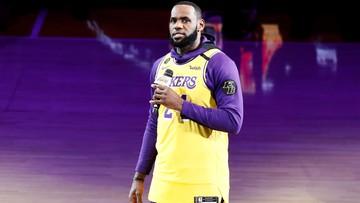 LeBron James: Nie zagram bez publiczności