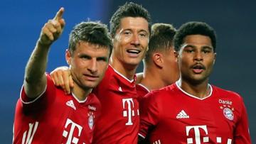 Lewandowski zagra w finale Ligi Mistrzów. Bayern lepszy od Olympique