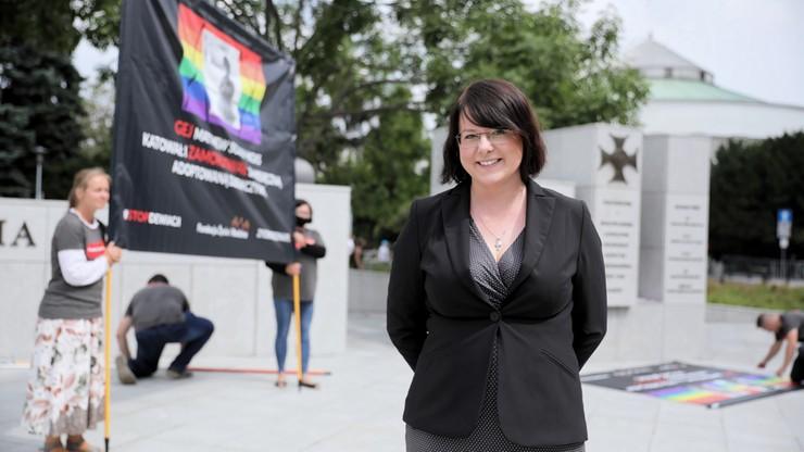 Kaja Godek chce zakazu marszów LGBT. Ma już projekt ustawy
