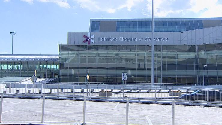 Lotnisko Chopina przygotowane na zagrożenia epidemiologiczne