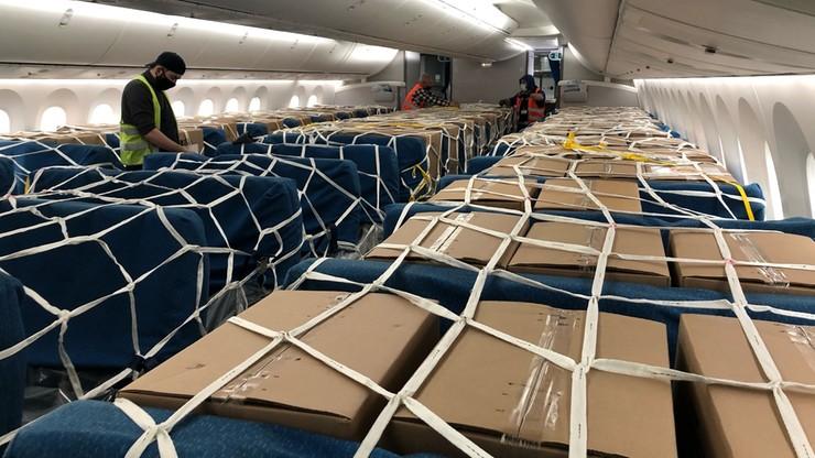 Polska dostarczy ponad 1,5 tony sprzętu medycznego. Trafi do Indyjskiego Czerwonego Krzyża