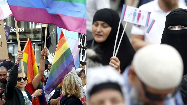 Pierwszy Marsz Równości w muzułmańskim Sarajewie