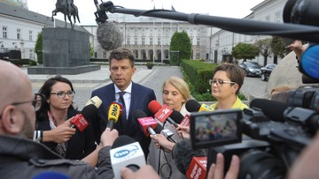 Nowoczesna: propozycje prezydenta doprowadzą do upolitycznienia wymiaru sprawiedliwości