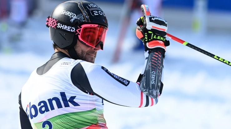 Alpejski PŚ: Faivre najlepszy w slalomie gigancie w Bansku