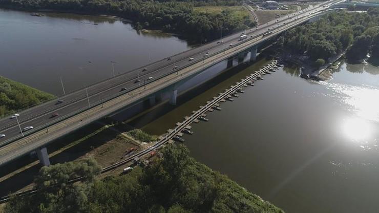 Jest decyzja, wojsko zdemontuje most pontonowy. Ścieki znów popłyną do Wisły