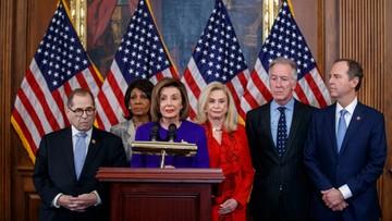 Impeachment Trumpa jeszcze przed świętami? Demokraci: prezydent nie jest ponad prawem
