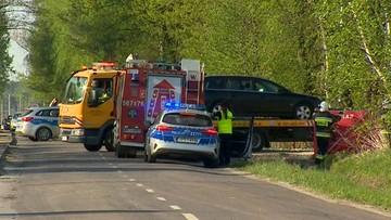 Tragiczny wypadek. 7-letnia dziewczynka wjechała wprost pod koła samochodu