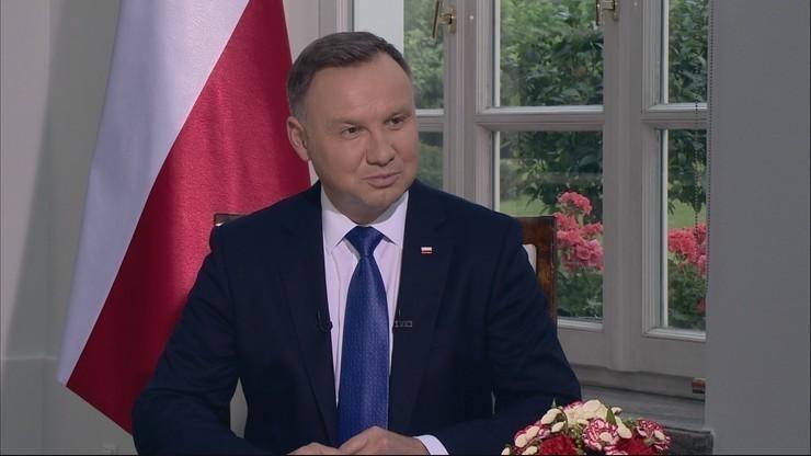 Andrzej Duda: rozumiem kobiety, które protestują