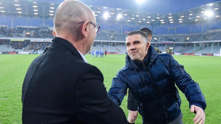 Lettieri: Pogoń Szczecin jest w dobrej formie