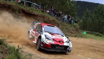 Rajd Estonii: Kalle Rovanpera najszybszy. Kajetan Kajetanowicz drugi w WRC3