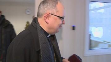 """""""Działania diecezji miały na celu głównie dobro ofiar"""". Bp Czaja ws. oskarżeń molestowanego chłopca"""