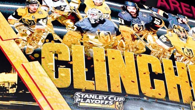 NHL: Vegas Golden Knights pewni awansu do play-off. Jako pierwsi w lidze
