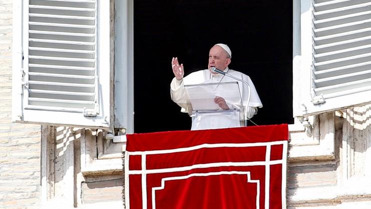 Papież zalecił wiernym post od plotek i oszczerstw