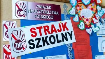 PiS: strajk ZNP ma charakter polityczny; reformę przeprowadzimy stanowczo i skutecznie