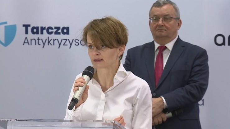 """""""Przeznaczamy ponad 300 mld zł na pomoc przedsiębiorcom. Wnioski przez internet"""""""