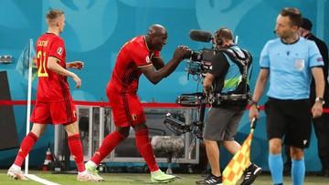 Euro 2020: Lukaku zadedykował gola Eriksenowi