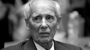 Zmarł Alfred Miodowicz. Uczestniczył w słynnej debacie z Wałęsą