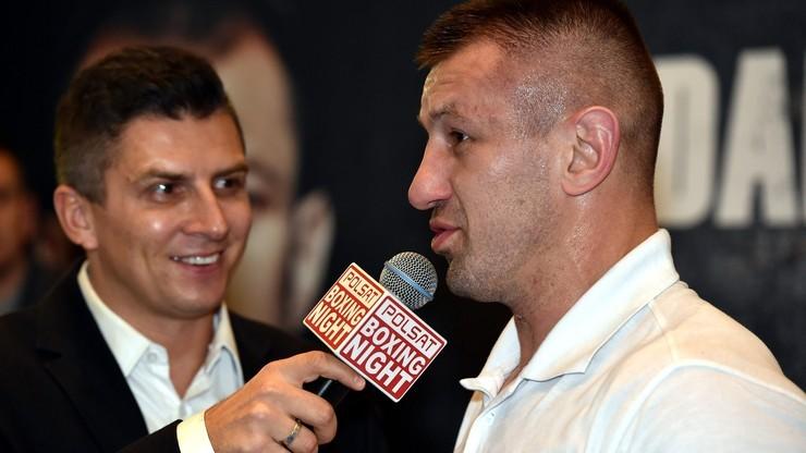 Borek: Adamek w KSW? Na pewno nie w MMA