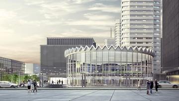 Warszawska Rotunda idzie do rozbiórki. Zastąpi ją nowa, bardziej nowoczesna