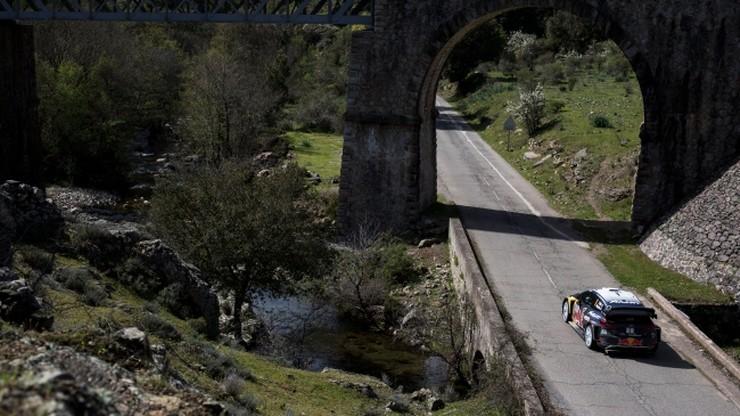 Rajd Korsyki: Ogier umocnił się na prowadzeniu