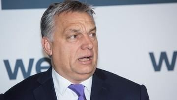 Orban: polskiemu rządowi radzę wytrwałość i cierpliwość