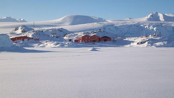 Ciepła zima w Polsce? Na Antarktydzie jest jeszcze cieplej - padł rekord